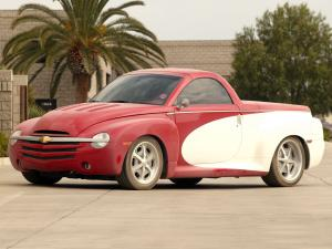 2004 Chevrolet SSR Bonneville Push Truck So-Cal